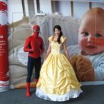 SPIDERMAN & PRINCESS BELLE