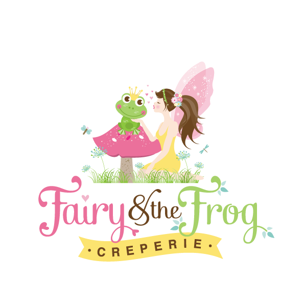 fairy and frog