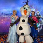 OLAF MASCOT